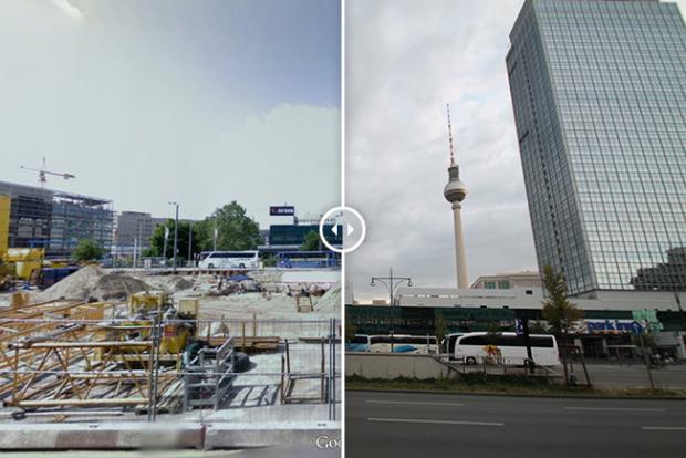 Berlin im Wandel