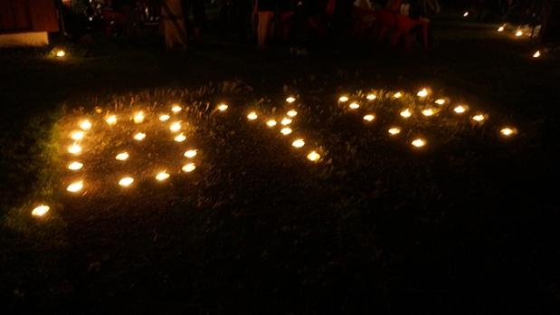 Oya Festival – Kerzen