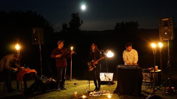 Oya Festival – Nacht
