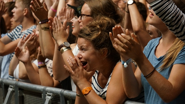 Oya Festival – Publikum Frau