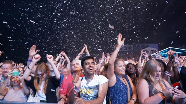 Oya Festival – Publikum Röyksopp und Robyn