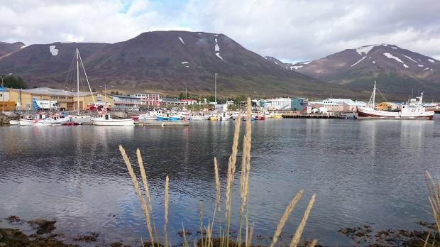 Dalvik Hafen