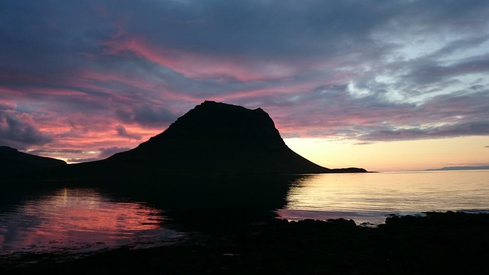 Island Grundarfjordur