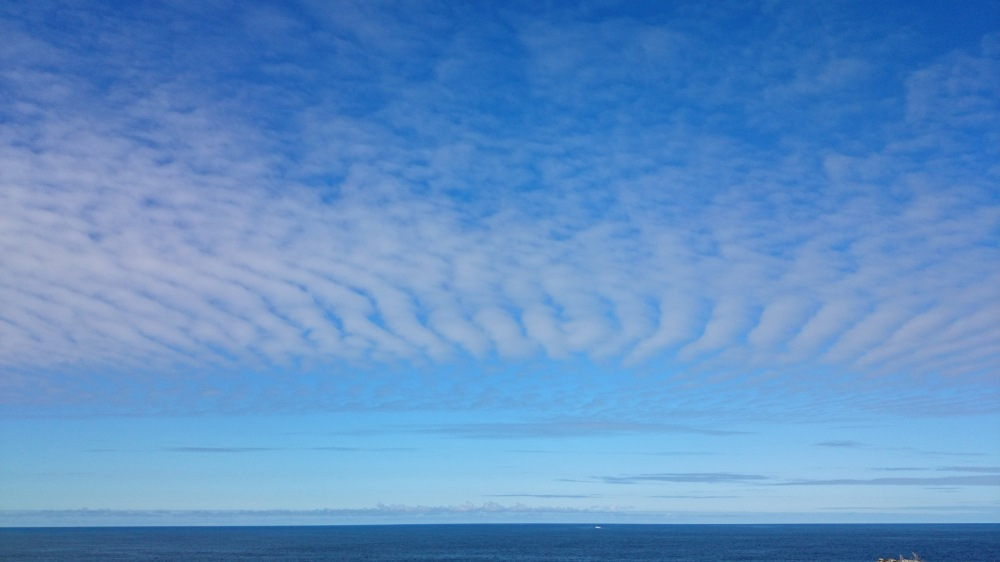 Island Snaefellsness Wolken