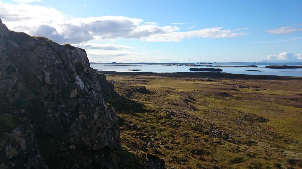 Island Snafellsnesvegur