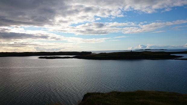 Island Stykkisholmur Aussicht