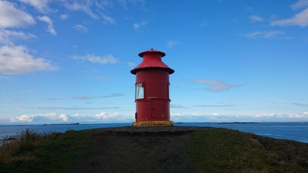Island Stykkisholmur Leuchttum
