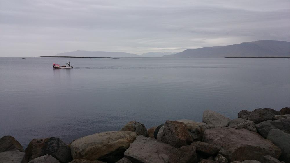 Reykjavik Meer